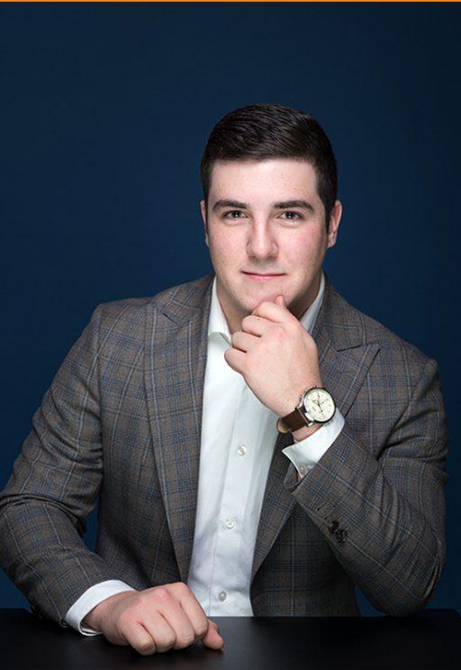 Mike Thompson, PEI. Entrepreneur and Businessman