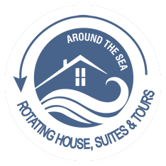 Around The Sea | Rotating house, suites & tours | Rustico Prince Edward Island