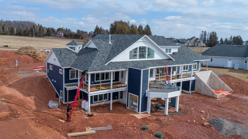 Construction Marketing and Drone Services Prince Edward Island (PEI)